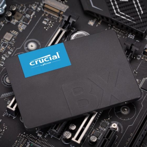 Crucial SSD BX500 480GB, CT480BX500SSD1