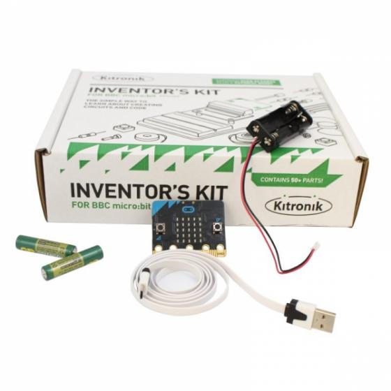 Početnički set za izumitelje sa uključenim BBC micro:bit-om