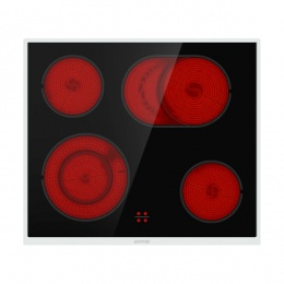 Ploča za kuhanje ugradbena staklokeramička Gorenje ECD643BX- ovisna