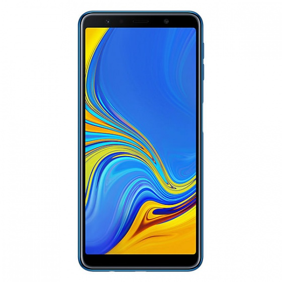 Mobitel Samsung Galaxy A750 A7 2018 plavi