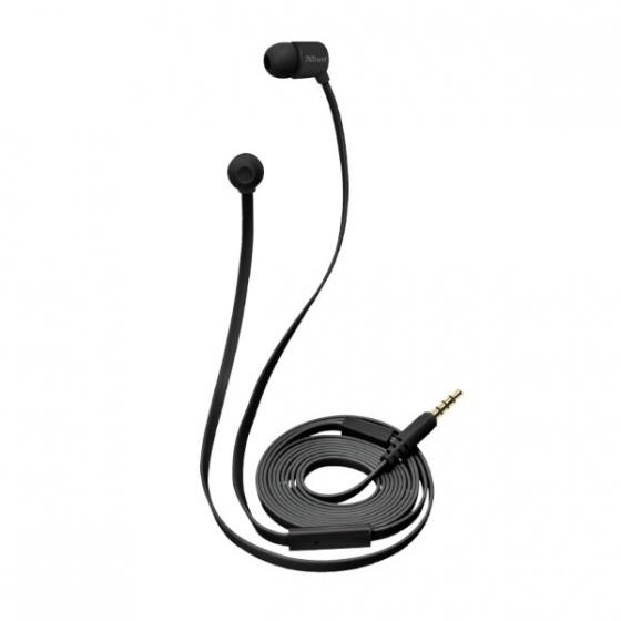 Trust slušalice DUGA IN-EAR crne