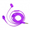 Trust slušalice DUGA IN-EAR ljubičaste