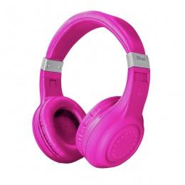 Trust slušalice wireless bluetooth DURA pink