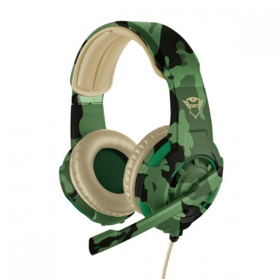 Trust slušalice GXT 310C Radius