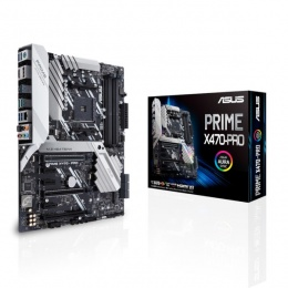 Asus MB PRIME X470-PRO, AM4, AMD X470