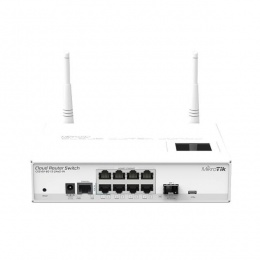 Mikrotik Router CRS109-8G-1S-2HnD-IN