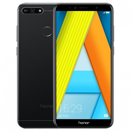 Mobitel Huawei Honor 7A Dual SIM crni