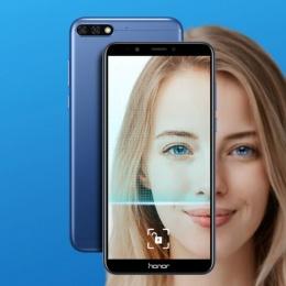Mobitel Huawei Honor 7C Dual SIM 3/32GB plavi