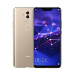 Mobitel Huawei Mate 20 lite 64GB zlatni