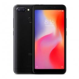 Mobitel Xiaomi Redmi 6A 16GB Dual SIM crni