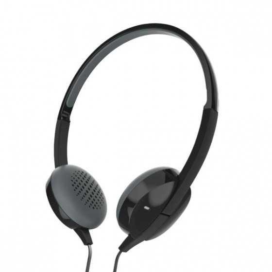 Hama slušalice Advance On-Ear stereo+ mikrofon, crne