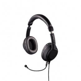 Hama slušalice Desire+ mikrofon, crne