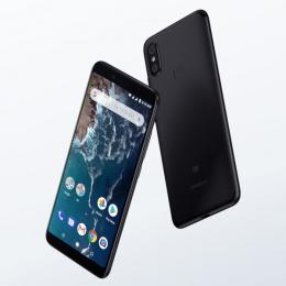 Mobitel Xiaomi Mi A2 4/64GB Dual SIM crni