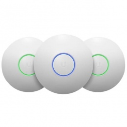 UBIQUITI UniFi Indoor MIMO, Access Point-3-pack 2,4 GHZ,300 Mbps (UAP-3)