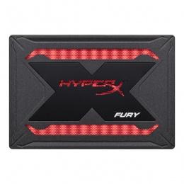 Kingston HyperX SSD 480GB FURY RGB (SHFR200/480G)