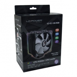 LC-Power cooler LC-CC-120 RGB