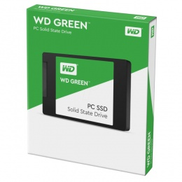 WD SSD 240 GB Green 2,5 (WDS240G2G0A)