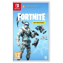 Fortnite Deep Freeze bundle Switch (CIAB) Preorder