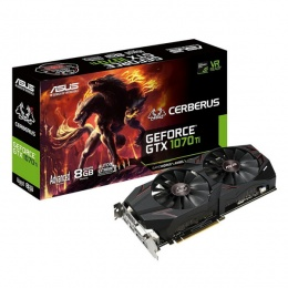 Asus Cerberus nVidia GeForce GTX 1070TI Gaming 8GB DDR5
