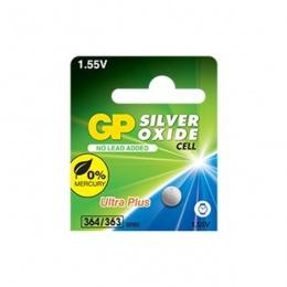 Baterija GP dugmasta 364F 1,55V srebreno oksidna 1 kom B3364F