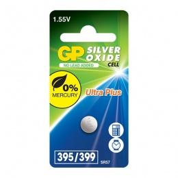 Baterija GP dugmasta 395F 1,55V srebreno oksidna 1 kom B3395F