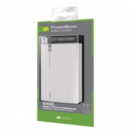 GP power bank 1C10A 10400 mAh bijeli