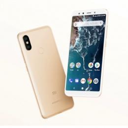 Mobitel Xiaomi Mi A2 6/128GB Dual SIM zlatni
