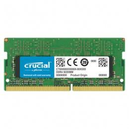 Crucial 8GB 2666 MHz DDR4 SODIMM, CT8G4SFS8266