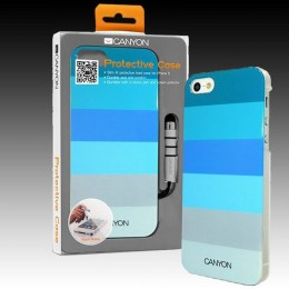Canyon futrola za iPhone 5 CNA-I5C02BL Plava