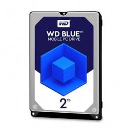 WD Blue 2TB 2,5, WD20SPZX