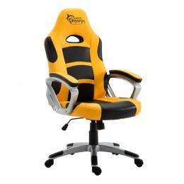 White Shark stolica gaming Chair Speed Master crno/žuta