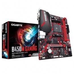 Gigabyte MB B450M GAMING, AM4, AMD B450