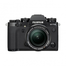 Fuji X-T3 18-55mm