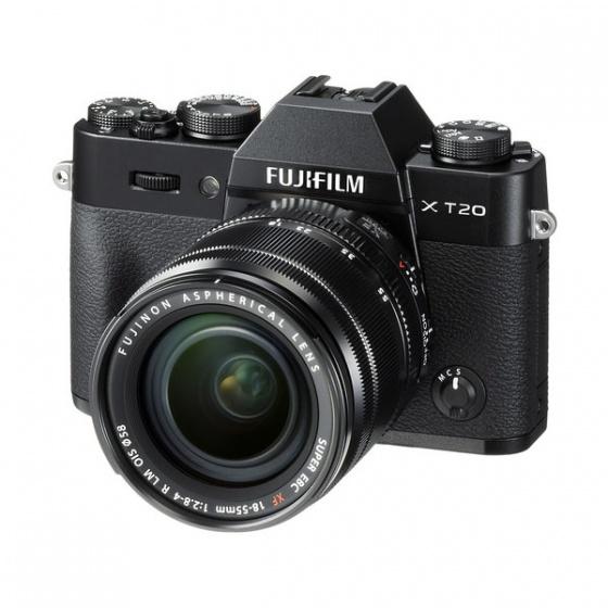 Fuji X-T20 15-55mm