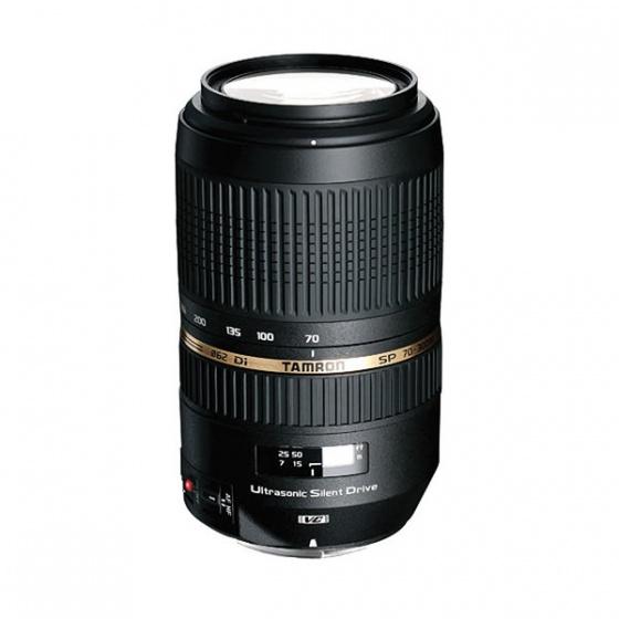 Tamron objektiv 70-300mm VC Canon