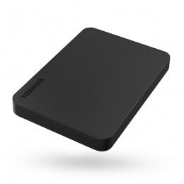 Toshiba Externi HDD 2TB, HDTB420EK3AA, 2,5 USB3.0 Crni