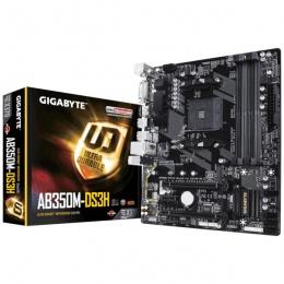 Gigabyte MB GA-AB350M-DS3H, AM4, AMD B350