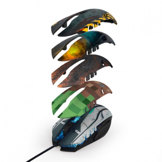 Hama uRAGE Morph Gaming miš