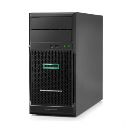 HPE ML30 Gen10 E-2124 NHP EU/UK Svr/TV , P06781-425
