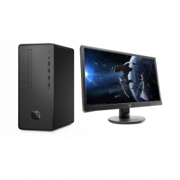 Računar HP Desktop Pro G2 MT + Monitor HP V214 (5QL05EA)