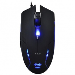 E-Blue miš COBRA II Black