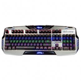 E-Blue tastatura mehanička MAZER XL RGB Black