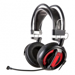 E-Blue headset COBRA HS Red
