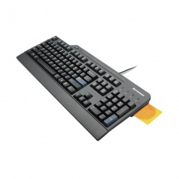 Lenovo tastatura + Smart Card reader USB