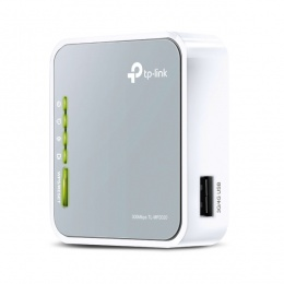 TP-link Portable 3G Wireless N Router - TL-MR3020