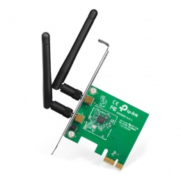 TP-link 300Mbps Wireless N PCI Express Adapte r- EU model - TL-WN881ND-EU