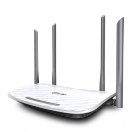 TP-link Wireless Dual Band Gigabit Router - ARCHER-C5-V4