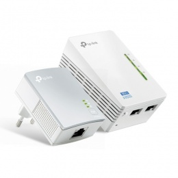 TP-link - AV600 Powerline Wi-FI KIT - TL-WPA4220-KIT-EU-V3