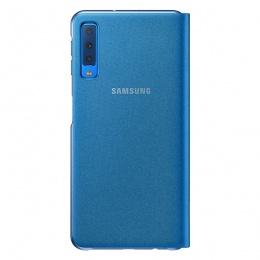 Samsung Galaxy A7 2018 Cover plavi
