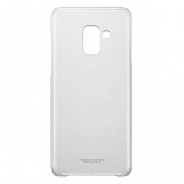 Samsung Galaxy A8 Clear Cover Transparent